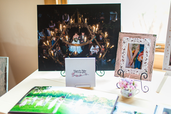 bridal show, open house