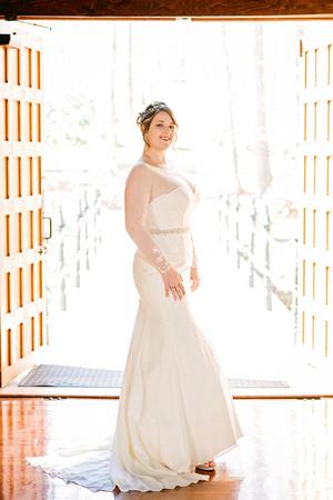 Castle Bride, sunny