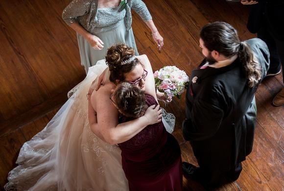 Castle, ceremony, wedding