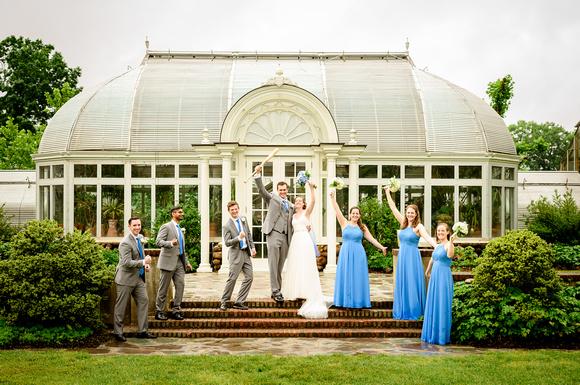 baseball theme, wedding, winston-salem, reynolds gardens, brookstown inn