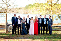Beck/Hall Prom Group